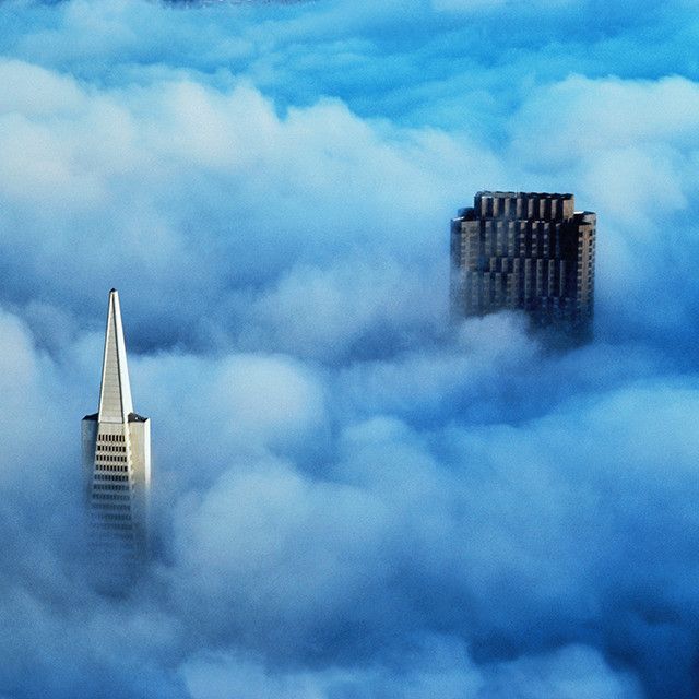Fog in SF