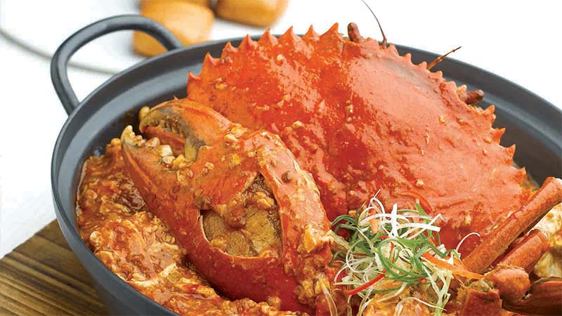 Jumbo, Seafood, Singapore, Restaurant, Chilli, Crab